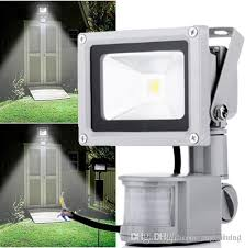 led flood lights induction sense pir motion outside floodlights security spotlight outdoor motion activaed dusk to dawn lights outdoor led flood light flood