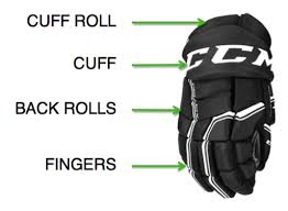 Hockey Glove Sizing Guide Chart How To Measure Hockey Gloves