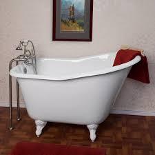 clawfoot tub dimensions soaker bathtubs tiny refurbished free standing bath tubs kohler small cast iron sho