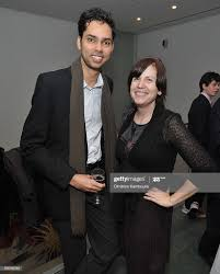 Raj Roy and Warner Independent Pictures President Polly Cohen arrive...  News Photo - Getty Images
