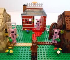 Lego Full House Lego Ideas The Three Little Pigs