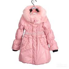 winter coat kid winter coats for baby thick outwear for girls angel winter coats princess girls winter coat kid