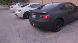 subaru brz matte black. subaru brz matte black autowpapers cool cars wallpapers