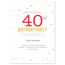 Party Invitation Template Word Free 17 Free Birthday Templates For Word Images Free Birthday