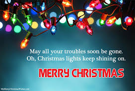 Christmas Lights Quotes Simple Merry Christmas Lights Quotes And Sayings For Brighten The Season