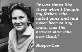 Harper Lee's Quotes Famous And Not Much Sualci Quotes New Harper Lee Quotes
