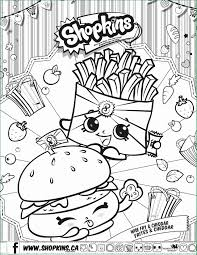 Shopkins Coloring Pages Beautiful Free Coloring Pages Of Shopkins