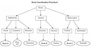 75 Rigorous Sedimentary Rock Flow Chart