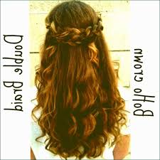 Long Hair Down Hairstyles For Prom Ocultalinkme