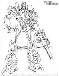 Kleurplaat Robots In Disguise Ausmalbilder Transformers Kostenlos
