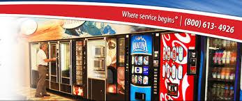 Minute Maid Vending Machine Unique Automated Vending Services Enterprise Refreshment Solutions