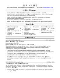 Sample Resume For Medical Office Manager Sample Resume Medical Office Manager Do My Scholarship