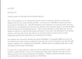 Letter Of Recommendation For Letter Of Recommendation For Child Care Recommendation Letter For