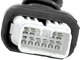 amazon com apdty 756617 power door lock wire wiring pigtail 2005 dodge ram 2500 rear door wire harness at 2005 Dodge Ram 2500 Rear Door Wiring Harness