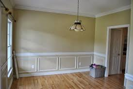chair rail dining room. Interesting Dining Dining Room With Chair Rail  Dayrime Throughout W