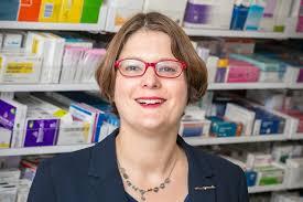 Liz Skinner - The Company Chemists' Association