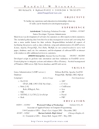 Ultimate Linux Engineer Resume Sample About Linux System