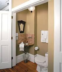 closet bathroom design. Closet Turned Into Small Bathroom | Reno Pinterest Tiny Powder Rooms, Half Baths And Room Design E