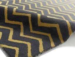 spectrum sp22 grey yellow rug larger image