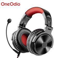 OneOdio Tai Nghe Không Dây Bluetooth Với Mở Rộng Mic HIFI Stereo Không Dây  Chơi Game Bluetooth 5.0 Tai Nghe Dành Cho Điện Thoại Máy Tính PC