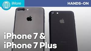 iPhone 7 and iPhone 7 Plus hands on! - YouTube