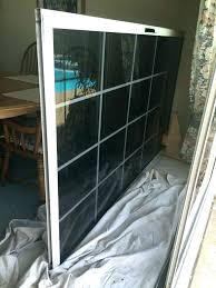 patio door glass ement medium size of double pane window cost sliding front replacement handle home depot wi