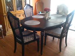 Refinished Kitchen Tables Dining Room Table Refinishing Simple With Images Of Dining Room