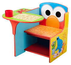 Amazon.com: Delta Children Chair Desk With Storage Bin, Sesame Street: Baby  Amazon.com