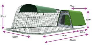 eglu go rabbit hutch specifications