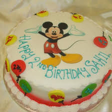 Mickey Mouse Birthday Cake Uk Delivery Celticcakescom