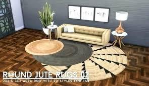 3 x 4 area rug 4 round jute rug designs round jute rugs 3 x 4