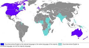 the importance of the english language in today s world owlcation countries where english is either the national language or an official language
