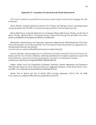 Example Of An Agreement Agreement Interlocal Examples Florida Kansas Washington