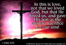 Bible Verses about 'Sacrifice'