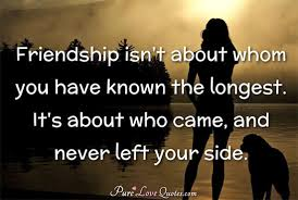 Quotes About Love And Friendship I wish you knew how much it destroyed me when you left PureLoveQuotes 98