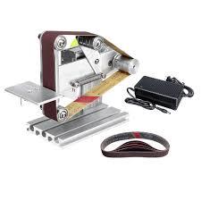 110V-<b>220V</b> 250W 4800RPM DIY Micro Belt <b>Machine Electric</b> Mini ...