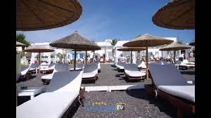 33 Boutique Hotel Beach Boutique Hotel Kamari Greece Youtube