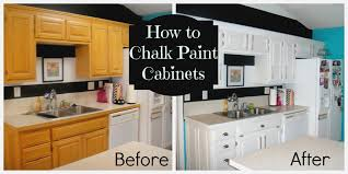how to chalk paint decorate my life