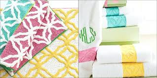 lilly pulitzer bathroom recommendations