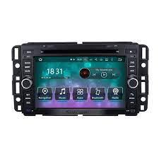 Seicane 2007 2011 Chevrolet Chevy Suburban Android 7 1 1 Gps Navigation System Radio Dvd Player Bluetooth Gps Navigation Gps Navigation System Gps