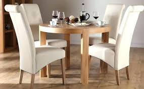 round dining table and chairs 4 dining room chairs round dining table with 4 chairs table