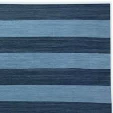 new blue outdoor rug patio stripe indoor dress solid navy and white rugs