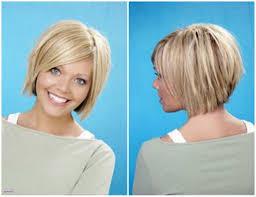 Redenen Waarom Korte Kapsels Dun Haar Kapsels Halflang Haar