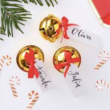 Holiday Placecards 10 Diy Christmas Place Cards For Your Holiday Table Purewow