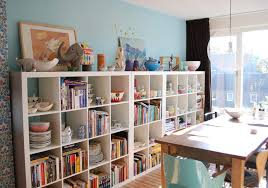 dining room office ideas. amazing ikea expedit bookcase bench decorating ideas images in dining room contemporary design office i