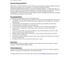Sample Hr Recruiter Cover Letter Commonpence Coan Resources