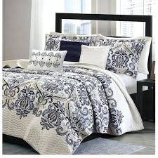 navy quilt set full navy bed sheets queen anji navy quilt cover set