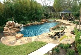 Spa Pools Designs Design Pool And Spa Modern Geometric Outdoor Small