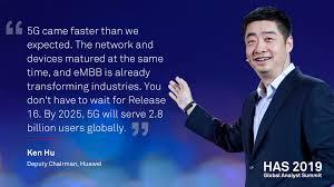 Huawei Global Analyst Summit 2019 - Huawei