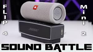 Jbl Flip 4 Vs Bose Soundlink Mini 2 Soundbattle The Real Sound Bose Soundlink Mini Bluetooth Speaker Vs Jbl Flip